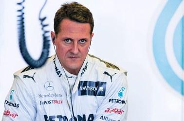 Michael Schumacher ma poważne uszkodzenia mózgu