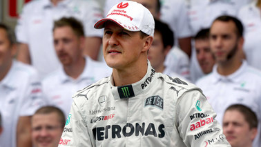 """Michael Schumacher przejdzie skomplikowaną operację. """"Ciężko mówić o szansach na powodzenie"""""""