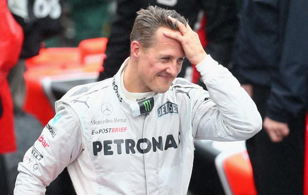 Michael Schumacher wybudził się ze śpiączki! /Clive Mason /Getty Images