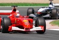 Michael Schumacher wygrał swoje 50. GP w karierze