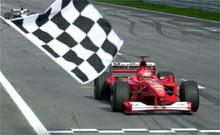 Michael Schumacher wygrywa dziewiąty wyścig w tym sezonie. (fot. EPA) /poboczem.pl