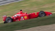 Michael Schumacher wywalczył na Nurburgringu pole position