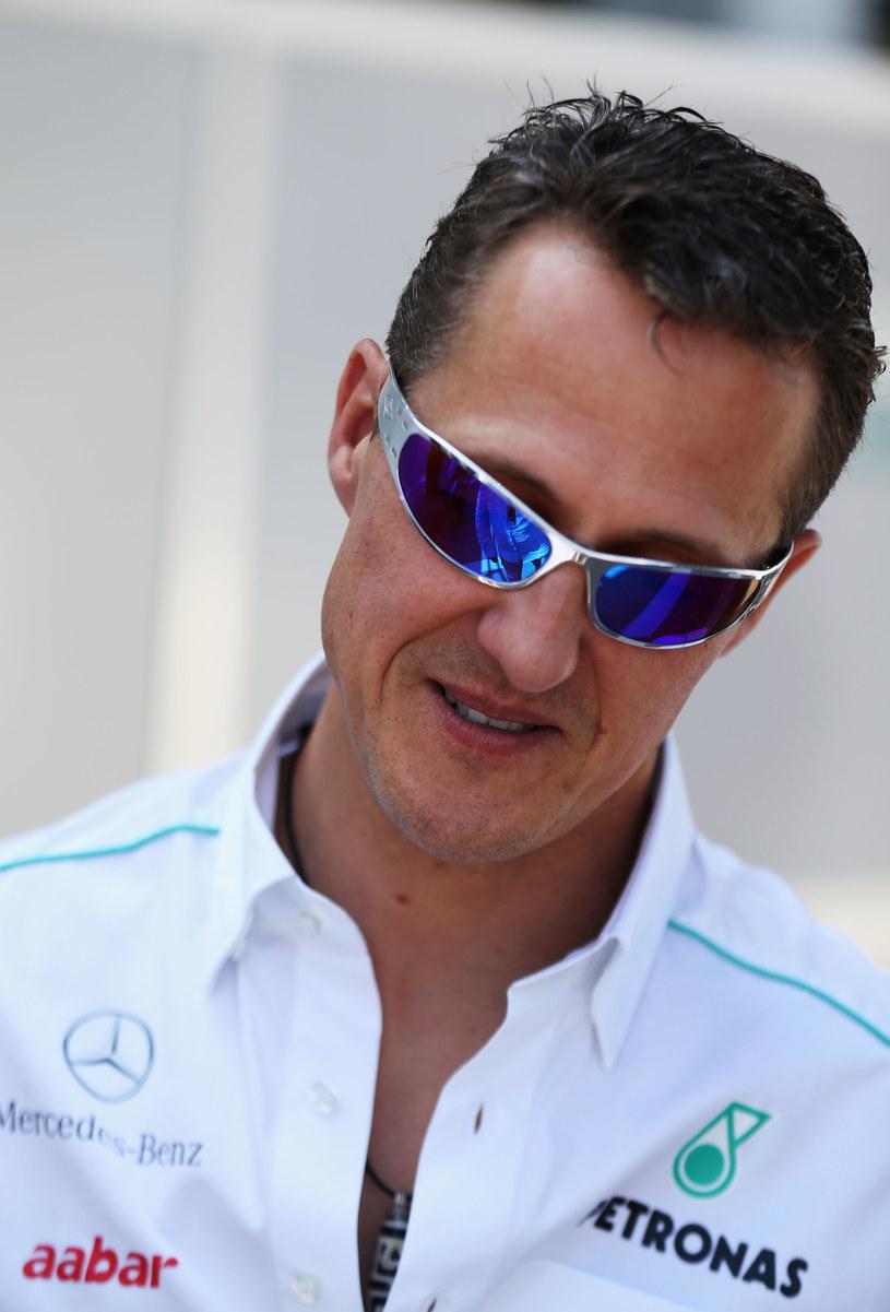 Michael Schumacher /Mark Thompson /Getty Images
