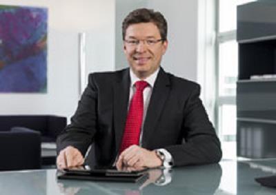 Michael Wolff, prezes Grajewa /Informacja prasowa
