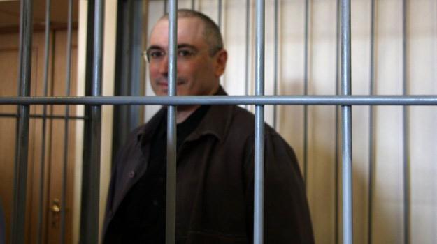 Michaił Chodorkowski /materiały prasowe