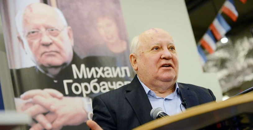 Michaił Gorbaczow ostrzega Putina /AFP