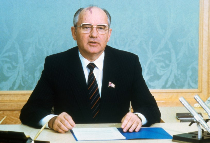 Michaił Gorbaczow /Laski Diffusion /East News