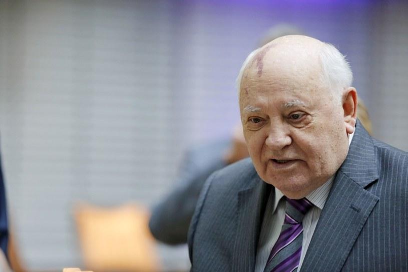 Michaił Gorbaczow /FaceToFace /Reporter