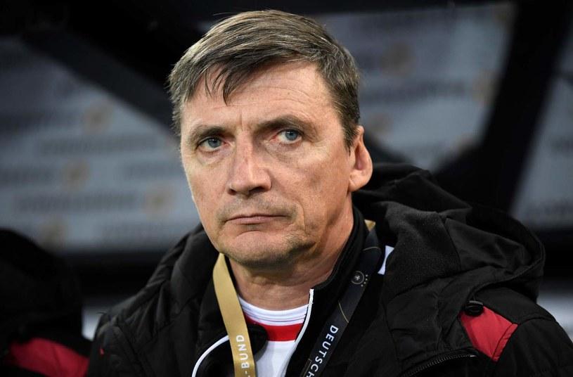 Michaił Marchel, były selekcjoner Białorusi /INA FASSBENDER / AFP /AFP