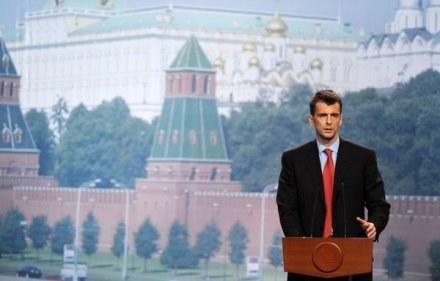 Michaił Prochorow. /AFP