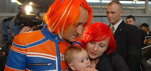 Michał, Ania i Etienette, fot. Andrzej Szilagyi`  /MWMedia