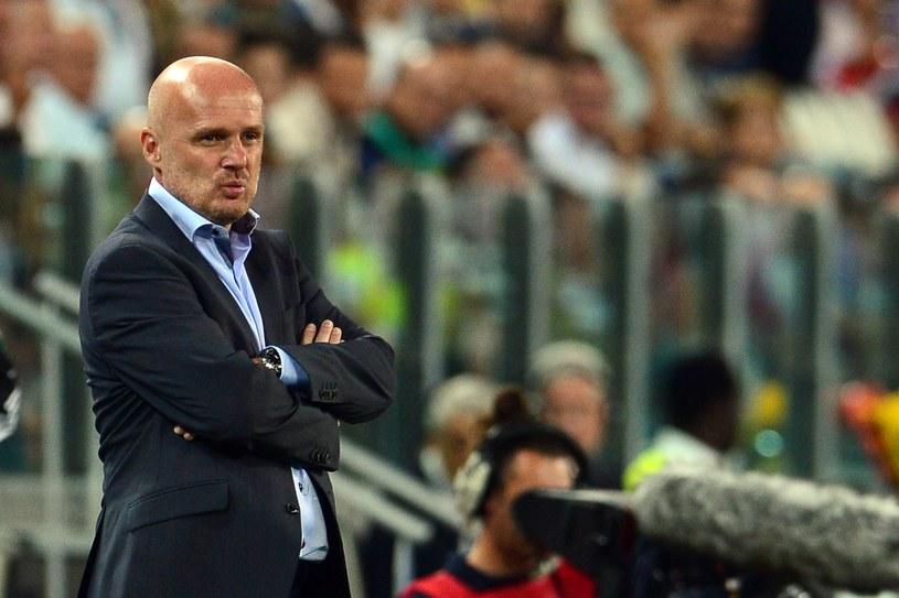 Michal Bilek już nie jest trenerem reprezentacji Czech /AFP