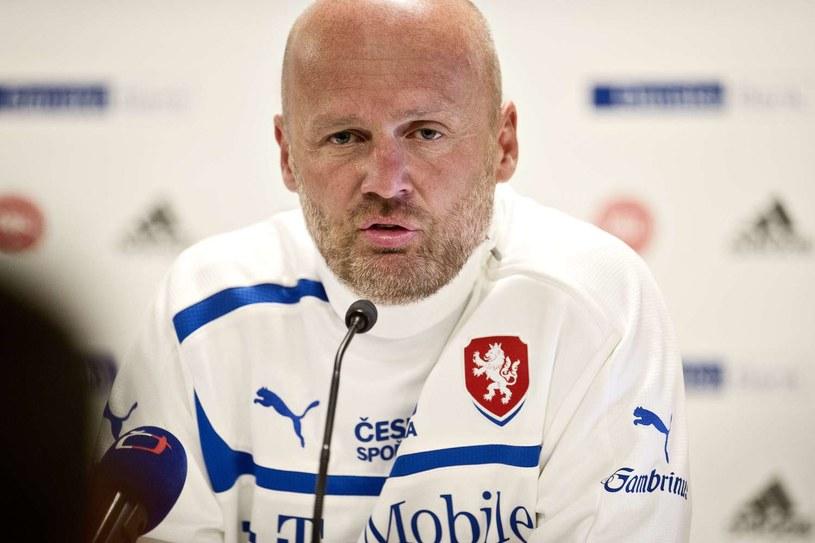 Michal Bilek złożył rezygnację z funkcji trenera reprezentacji Czech /AFP