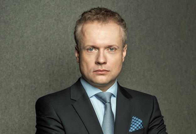 Michał Bolesławski, wiceprezes ING Banku Śląskiego /Informacja prasowa