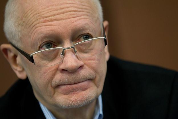 Michał Boni /fot. Andrzej Iwanczuk /Reporter