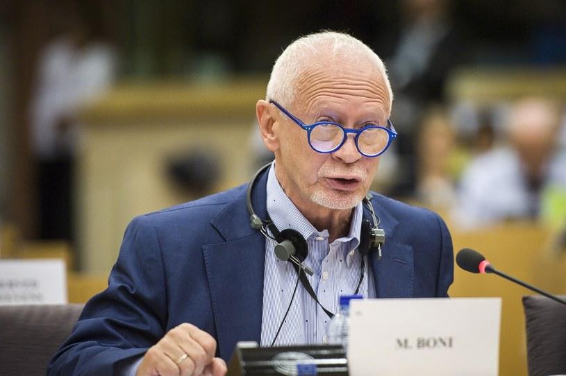 Michał Boni /Wiktor Dabkowski/AFP /East News