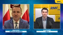 Michał Cieślak o tarciach w Porozumieniu: Przykra sprawa