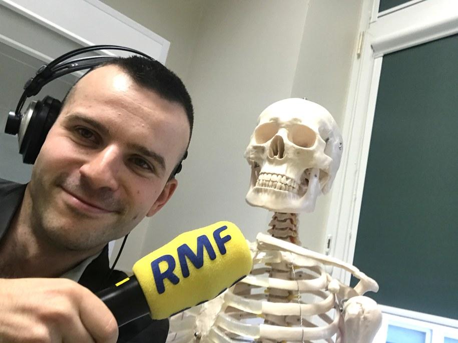 Michał Dobrołowicz i ...Stefan /Blanka Baranowska /RMF FM