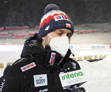 Michal Doleżal po konkursie drużynowym w Zakopanem: Jest niedosyt. Wideo