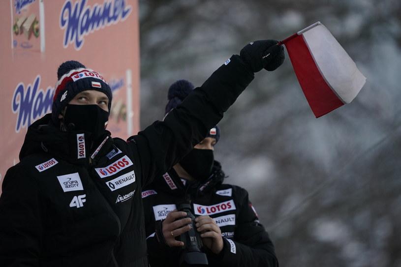 Michal Doleżal (po lewej) /Tomasz Markowski /Newspix