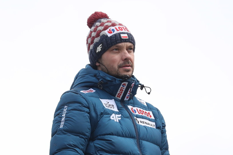 Michal Doleżal / Grzegorz Momot    /PAP