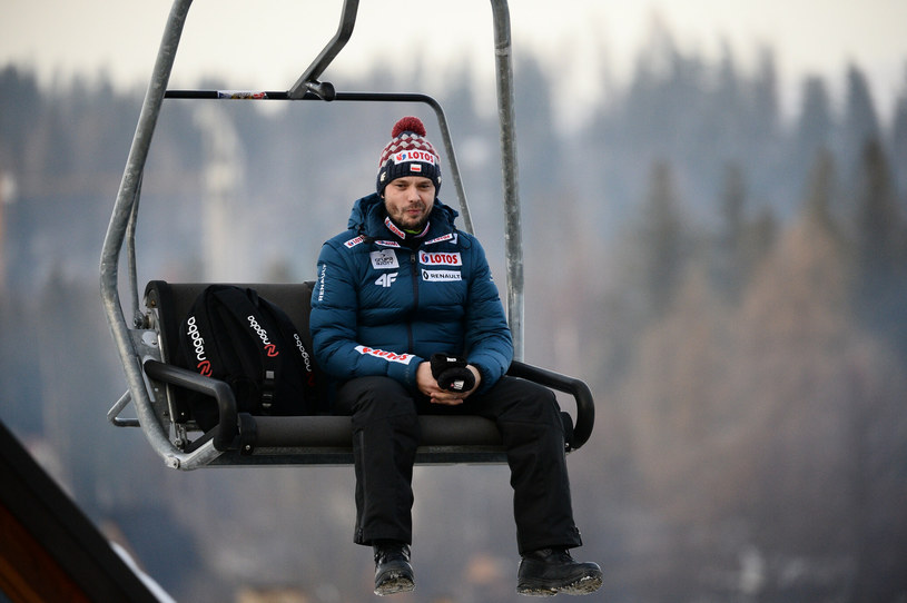 Michal Doleżal /Marek Dybas /Reporter