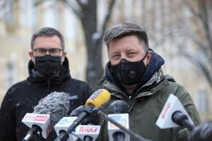 Michał Dworczyk: Do godz. 14 w Polsce zaszczepionych zostało ponad 475 tys. osób