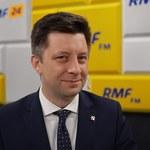 Michał Dworczyk: Nie ma obaw, że zabraknie miejsc dla chorych na Covid-19