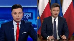 Michał Dworczyk: Pfizer może ograniczyć dostawy