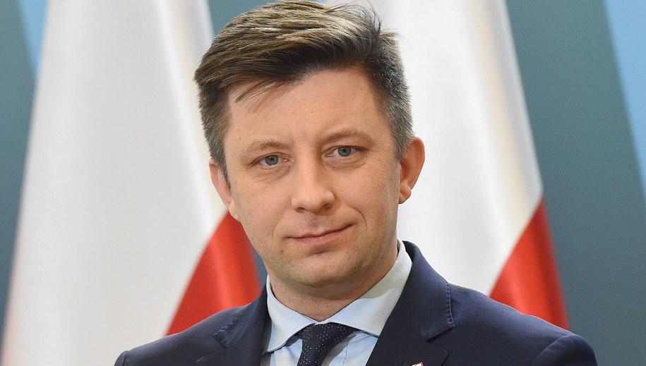 Michał Dworczyk /Radek Pietruszka /PAP