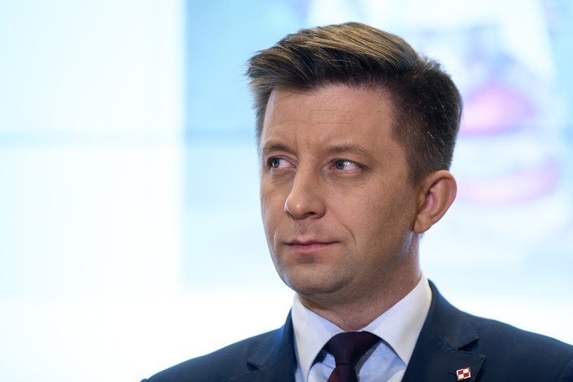 Michał Dworczyk /Rafał Oleksiewicz /Reporter