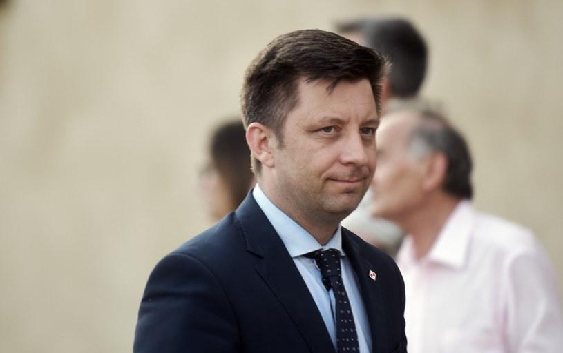Michał Dworczyk /Marek Lasyk  /Reporter