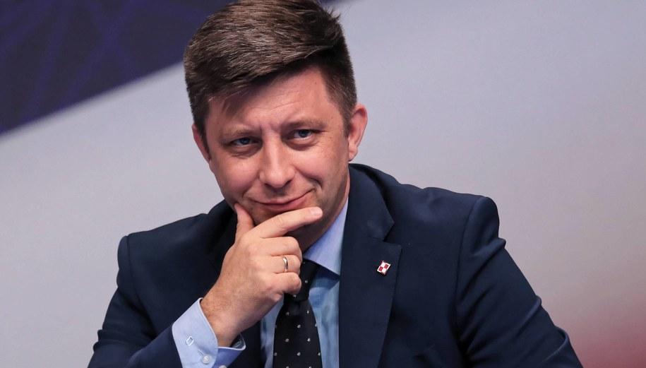 Michał Dworczyk / Andrzej Grygiel    /PAP