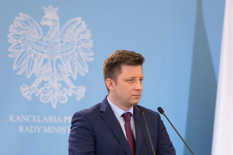 Michał Dworczyk /Wojciech Koziol  /Agencja FORUM