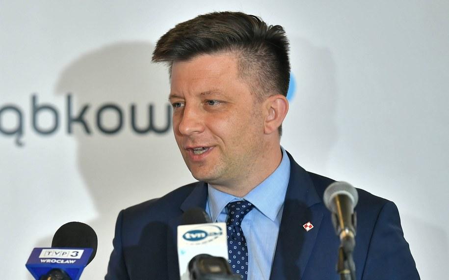 Michał Dworczyk / Maciej Kulczyński    /PAP
