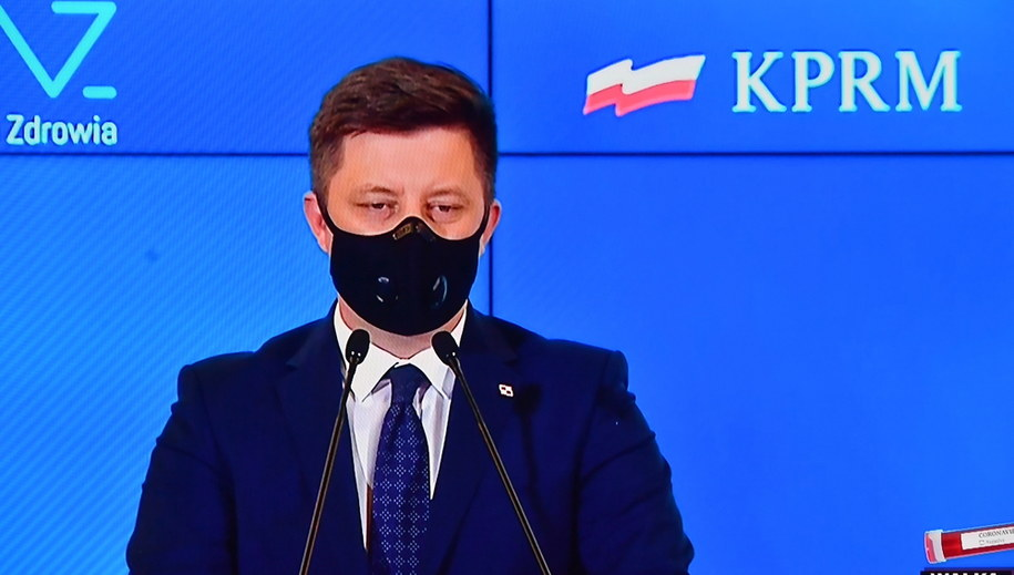 Michał Dworczyk /Piotr Nowak /PAP