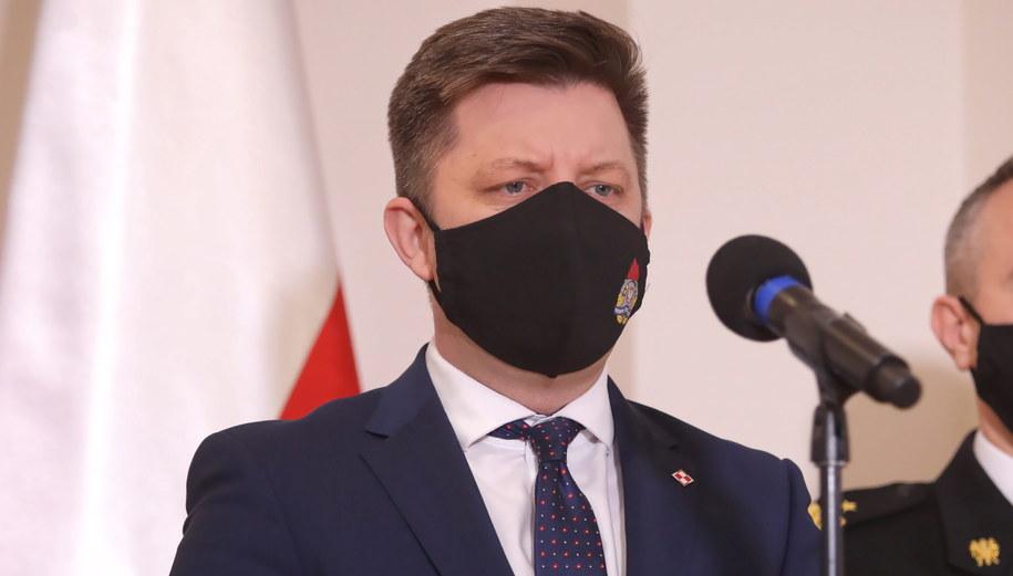 Michał Dworczyk / Leszek Szymański    /PAP