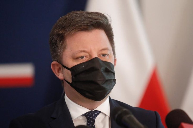 Michał Dworczyk /Aleksander Koźmiński /PAP