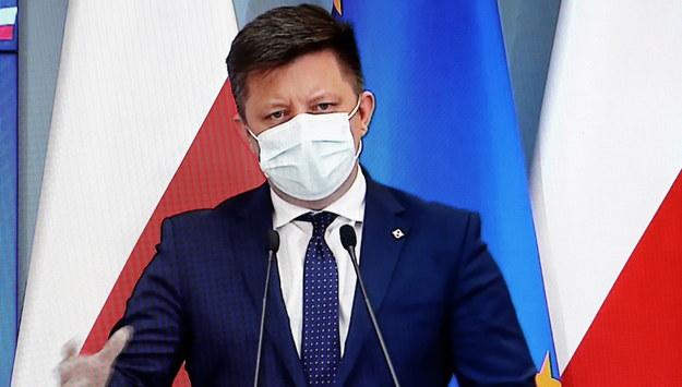 Michał Dworczyk /Rafał Guz /PAP