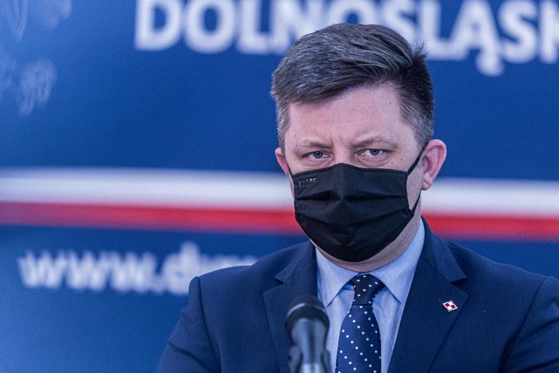 Michał Dworczyk /Krzysztof Kaniewski/REPORTER /Reporter