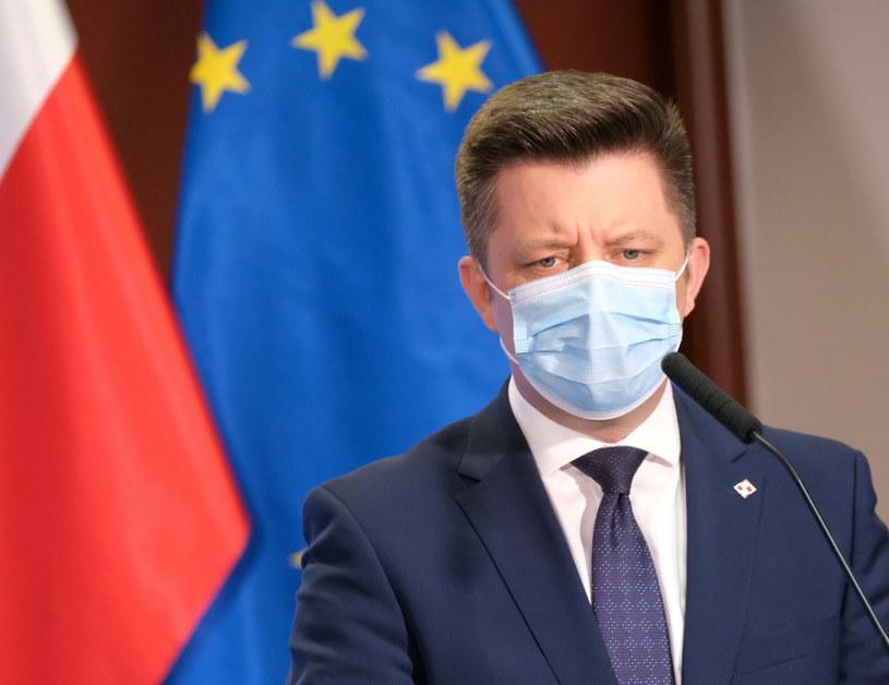 Michał Dworczyk /Mateusz Grochocki /East News