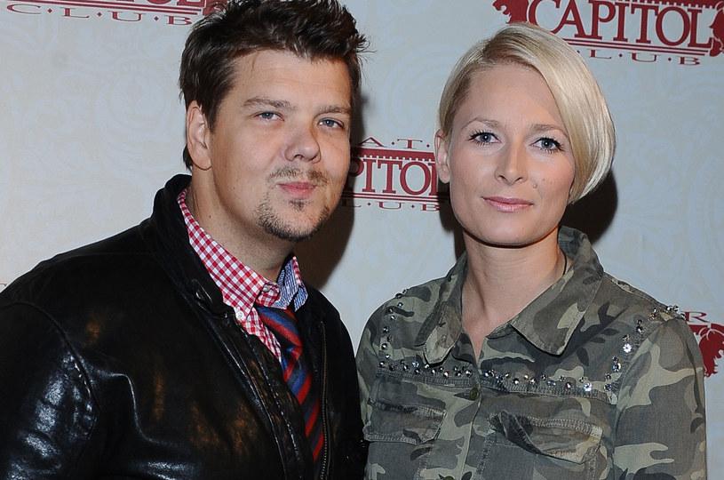 Michał Figurski i Odeta Moro /Andras Szilagyi /MWMedia