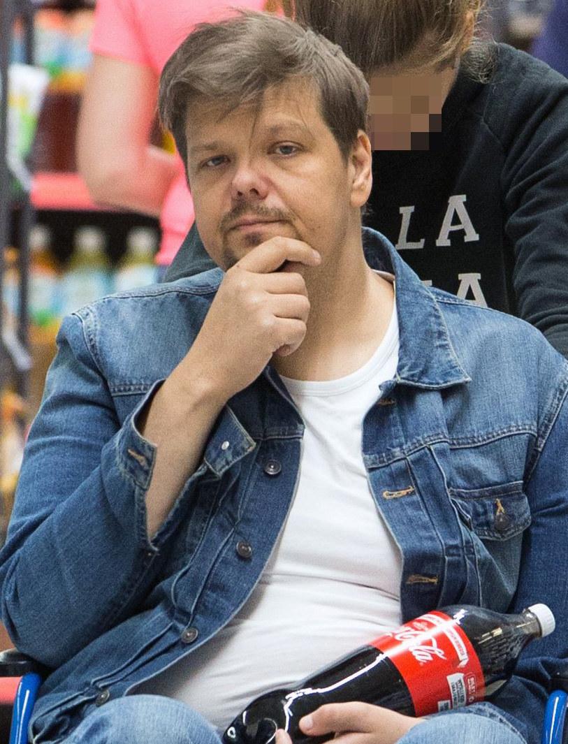 Michał Figurski /Foto IP