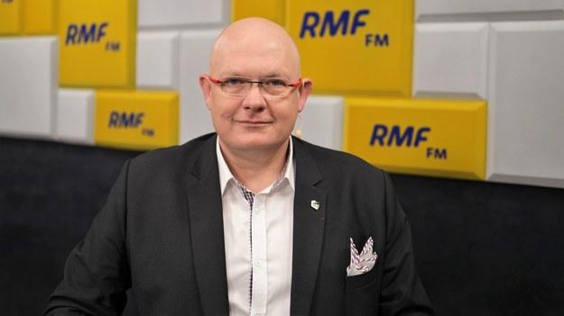 Michał Gramatyka /Michał Dukaczewski /RMF FM