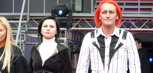 Michał i Ania, fot. Tomek Piekarski  /MWMedia