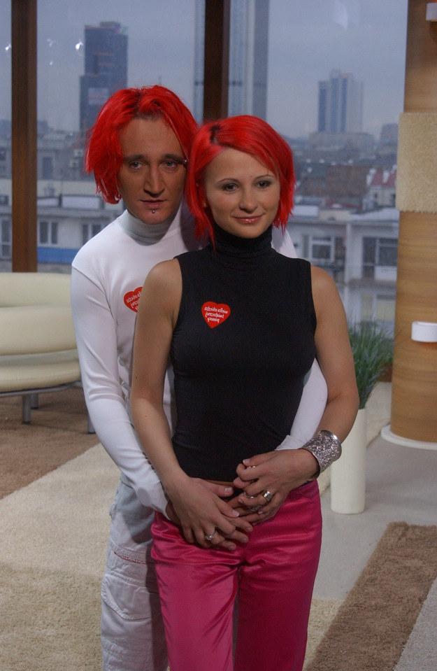 Michał i Ania /- /MWMedia