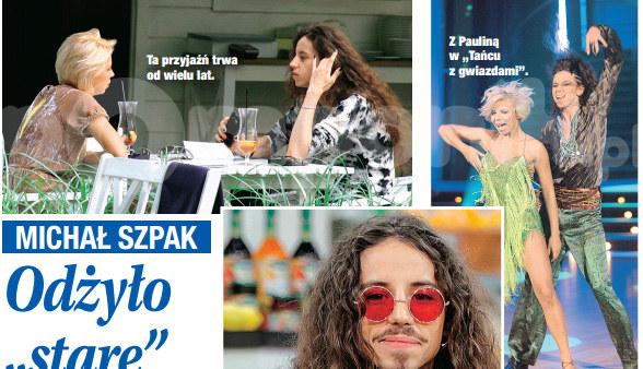 Michał i Paulina przyjaźnią się /Świat & Ludzie