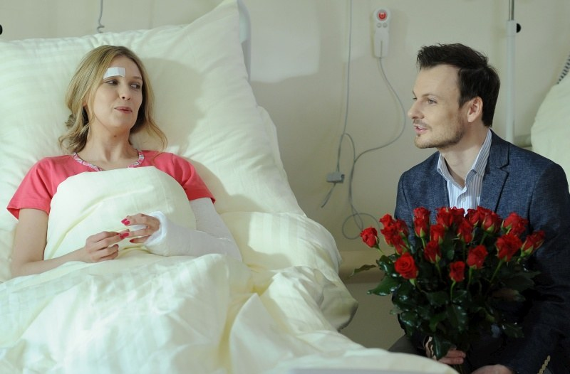 Michał i Sandra /Agencja W. Impact