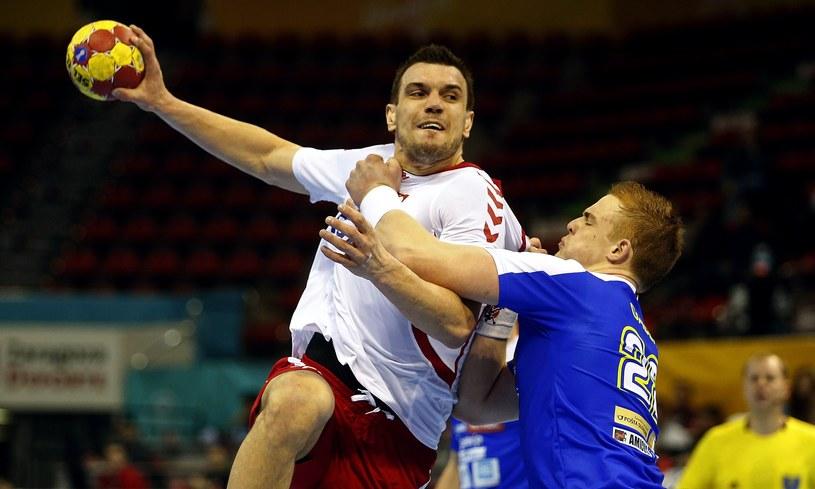 Michał Jurecki, mocny punkt reprezentacji Polski /AFP