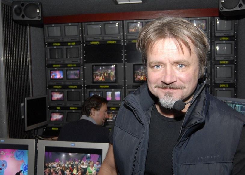 Michał Juszczakiewicz w 2008 roku /Mieczysław Włodarski /Reporter
